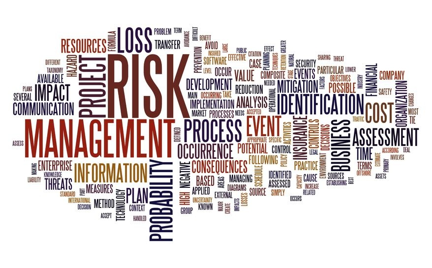 Risk Management Word Scramble