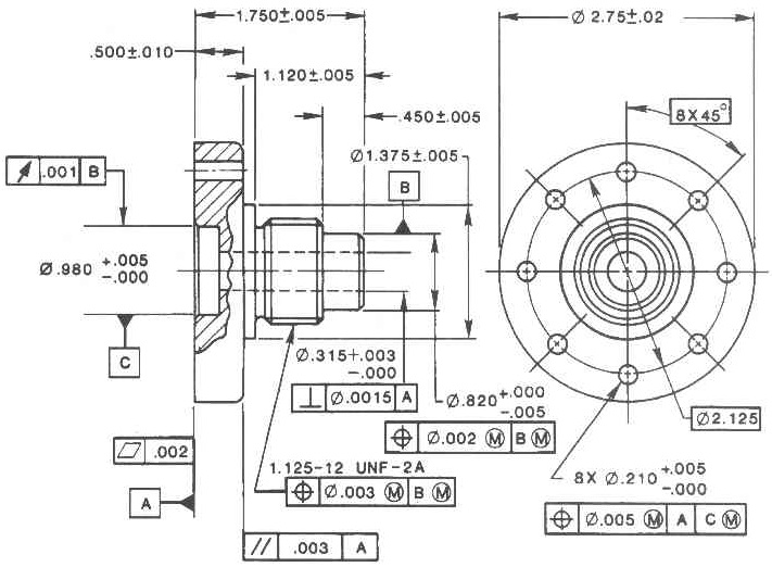 Engineering drawings gdt for the quality engineer quiz question malvernweather Choice Image